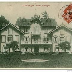 La villa Lauquié, siège de la Gestapo à Foix