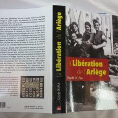 """Présentation du livre de Claude Delpla """"La Libération de l'Ariège"""" à la mairie de Foix"""