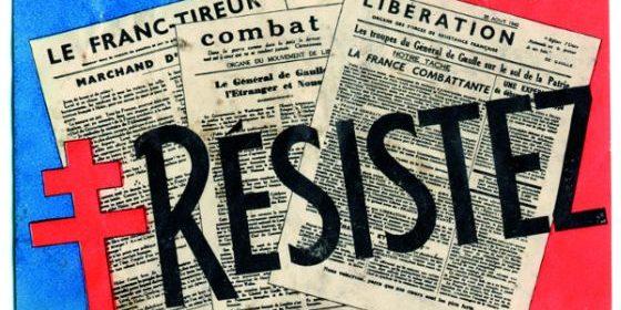 1940 ENTRER EN RÉSISTANCE : COMPRENDRE, REFUSER, RÉSISTER.